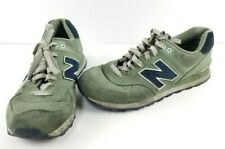 New Balance 574 Men's Shoes Size 9.5 Green Running Athletic Sneakers ML574
