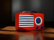 Emerson Catalin Radio Patriot Art Deco ArtDeco