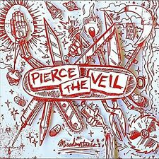 PIERCE THE VEIL - MISADVENTURES (DELUXE EDITION )   CD NEW+