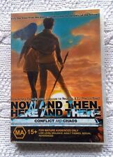 NOW AND THEN HERE AND THERE CONFLICT AND CHAOS (DVD) R-4, LIKE NEW, FREE POST