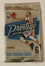 Panini Prestige 2016/17 Blaster PACK NBA Basketball Cards Sealed