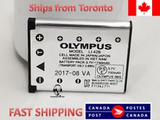 Original Olympus Li-42B Camera Battery for X-600 FE Tough TG-310 320 FE-240
