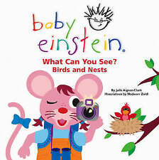 What Can You See? Birds and Nests (Baby Einstein), Aigner-Clark, Julie | Board b