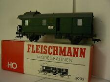 FLEISCHMANN carrozza bagagliaio art. 5005