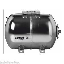 AUTOCLAVE AHX 18 IN ACCIAIO INOX ORIZZONTALE 18 LT PER ALIMENTI - AQUASYSTEM