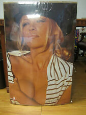 vintage Pamela Anderson playboy star power poster 1997 10386