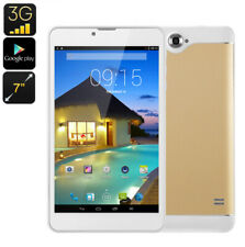 7 inches Android Tablet 4GB Quad Core 4.4 Dual Camera Wifi Bluetooth Pad Phablet
