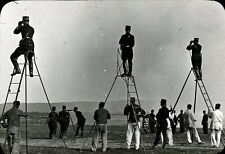 COËTQUIDAN 1893 - Echelles Observatoires - Bretagne Positif Verre 10 x 8 - 67