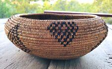 Rare Washoe Basket - Mint - No Reserve! Fresh from Fenske Coll Albq Nm