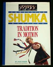 BOOK Shumka Ukrainian Dancers folk costume album performance art Canada history