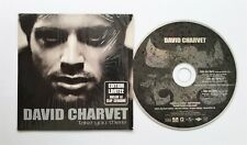 DAVID CHARVET Take you there 2-track + video CDSingle Cardsleeve Limited edition