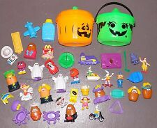 80s 90s McDonalds Happy Meal Toys Halloween McBoo Buckets Grimace McNuggets