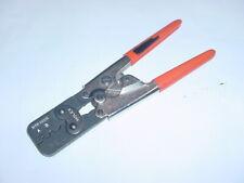 New Listing Molex Type Htr 1031e Contact Pin Crimper Hand Crimping Tool