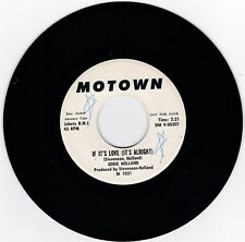 NORTHERN SOUL 45RPM - EDDIE HOLLAND ON MOTOWN - RARE PROMO!  BEAUTIFUL COPY!