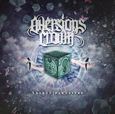 "Aversions Crown ‎- Erebus | Parasites 7"" LP - COLORED VINYL - New - Deathcore"