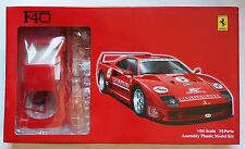 FUJIMI real sports car series 1/24 Ferrari F40 Colombo scale model kit