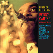 Benny Carter – Further Definitions CD