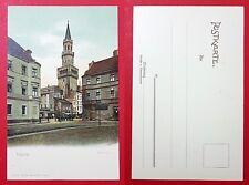 AK OPPELN in Schlesien um 1900 Rathaus mit Apotheke    ( 27035