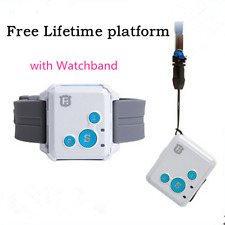 RF-V16 Real-Time GPS Tracker Mini for Kids Child Elderly Personal GSM / GPRS