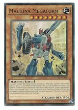 Machina Megaform NECH-EN036 Super Rare Yu-Gi-Oh Card (U) English New