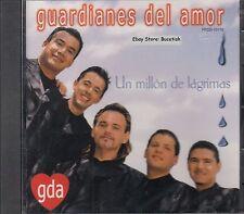 Guardianes Del Amor Un Millon De Lagrimas CD New Nuevo Sealed