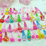 Hair Clips Jewelry Cartoon Styles Baby Children Girls HairPin 20Pcs Mixed AU