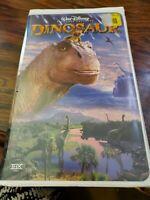 DINOSAUR - 2001 - VHS ((WALT DISNEY PRESENTS)(21575))
