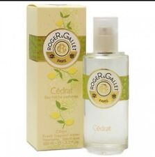 Roger & Gallet Citron Cedrat Fresh fragant water. Natural Spray 100 ml
