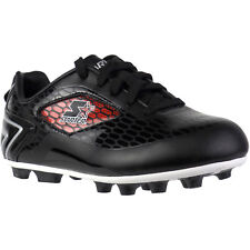 Starter Boys Color Changing Black Soccer Cleats Shoes Size 5