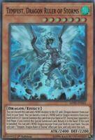 MYFI-EN045Tempest, Dragon Ruler of StormsSuper RareMystic Figh