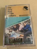 The Very Best Of The Seekers Vintage Audio Cassette Tape