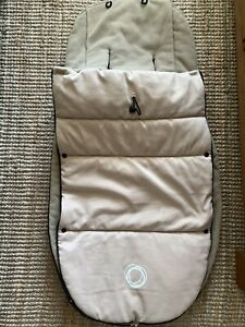 Bugaboo Sand Coloured Footmuff - Excellent Condition