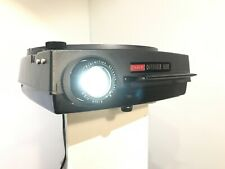 Kodak Carousel 800 Slide Projector W/ Bag And Accessories