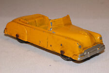 Tootsietoy 1949 Oldsmobile Convertible, Yellow, Original