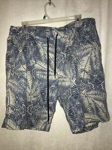 H & M L.O.G.G Men's Shorts With Drawstring Size 36