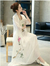 Round Neck Floral Maxi Dresses for Women