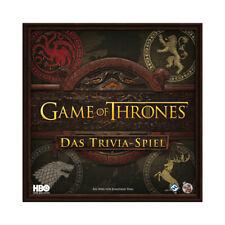 Game of Thrones The Trivia-Spiel - German