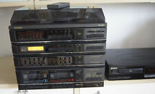HIFI Kompaktanlage Siemens RS 260 + CD Player Sony CDP-211