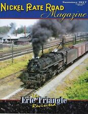 NICKEL PLATE ROAD, Summer 2017 issue of NICKEL PLATE ROAD Historical Society NEW