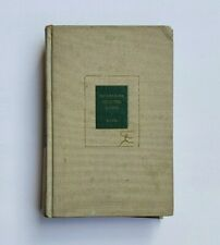 MONTAIGNE SELECTED ESSAYS VINTAGE 1949 BOOK