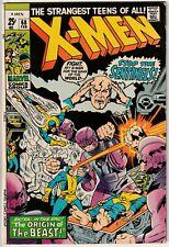 The X-Men #68 (Feb 1971, Marvel) • STOP THE SENTINELS!