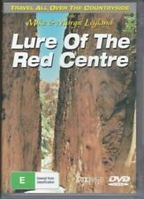 DVD Lure of The Red Centre With Mike and Margie Leyland Postage