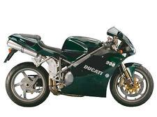 Ducati Touch Up Brush Paint VERDEMATRIX DUC.6002M