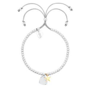 Heart And Star Friendship Bracelet