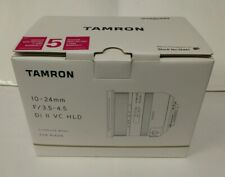 Tamron 10-24mm F/3.5-4.5 Di II VC HLD Lens for Nikon Fit