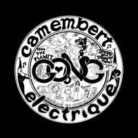 GONG - CAMEMBERT ELECTRIQUE  CD NEW+