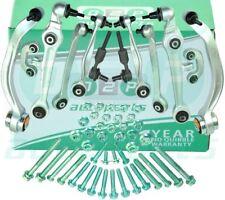 Pour VW Passat (B5) (1996-2005) SUSPENSION AVANT Wishbone Track Control Arms Kit