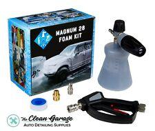 MTM PF22.2 Foam Cannon and SGS28 Swivel Gun Magnum 28 Kit | New Bottle
