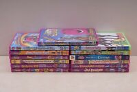 13 Barney and The Wiggles Movie DVD Lot