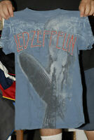 Led Zeppelin cool zofo album design t shirt Robert Plany Jimmy Page Metal NWOBHM